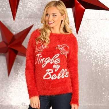 Kersttrui tingle my bells